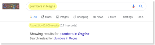 Regina Plumbers
